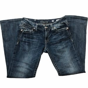 Miss Me Jeans Bling Boot Cut Jeans